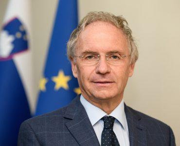 Ljubljana, DZ.Kandidat za ministra za notranje zadeve Ales Hojs.